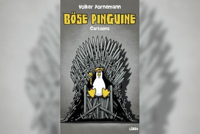 CARTOON 2: Billy the Pinguin