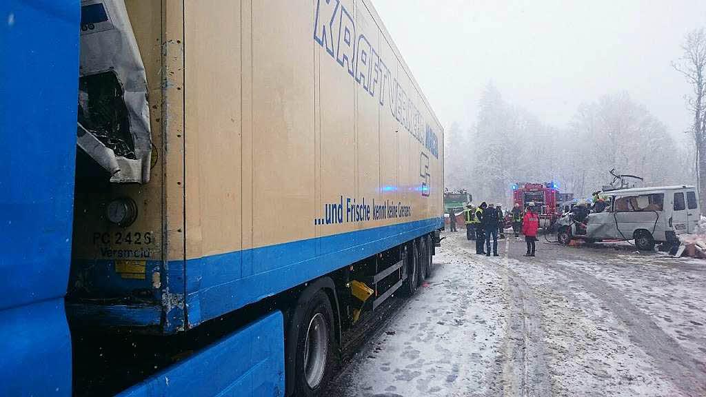 Feldberg Unfall Heute
