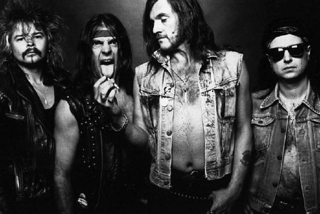 Motörheads Ex-Schlagzeuger Phil Taylor gestorben