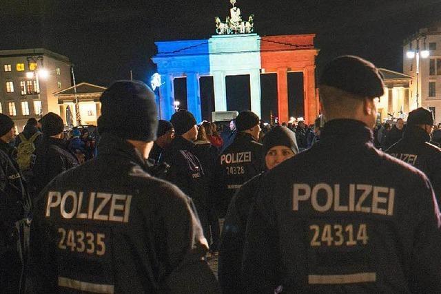 Das bedeutet die Anschlagsserie von Paris für Deutschland