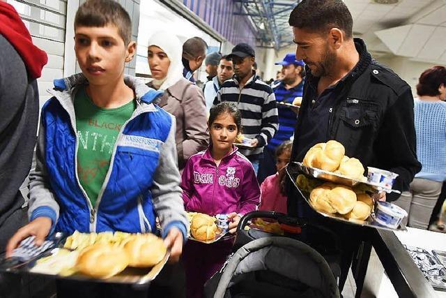 Nach Massenschlägerei: Lage in Flüchtlingsheim in Meßstetten weiter aufgeheizt