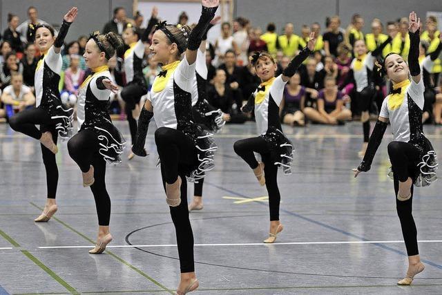 Schwäbische Dominanz beim Dance-Finale