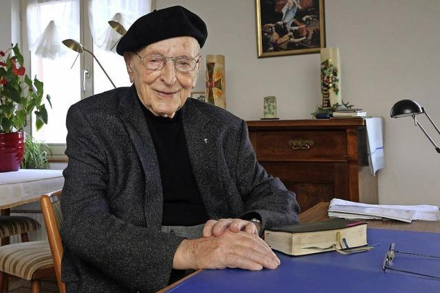 Ältester Priester der Erzdiözese und ältester Bürger