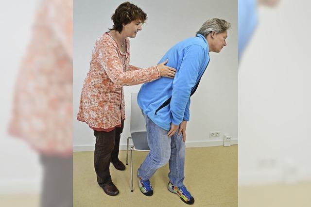 Weniger Anstrengung bei der Pflege
