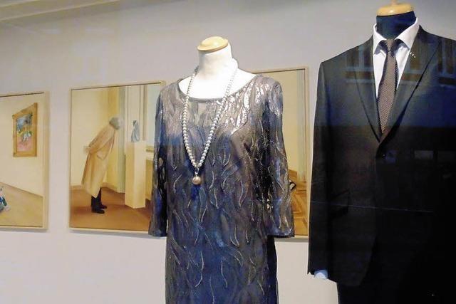 Symbiose zwischen Kunst und Kleidung