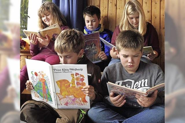 Märchenbücher zum Schmökern