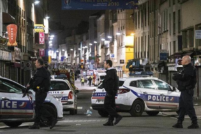 Mindestens zwei Tote bei Anti-Terror-Einsatz in Paris