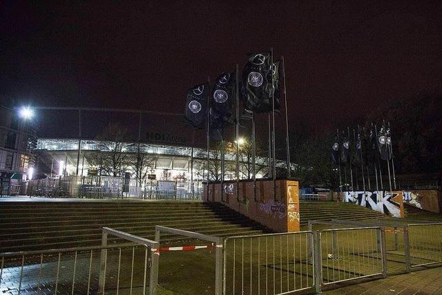 Nach Absage: Sicherheitsdebatte im deutschen Fußball