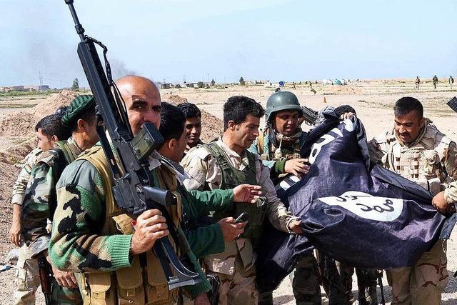 Der IS hat viele Feinde: Warum tun die sich nicht zusammen?
