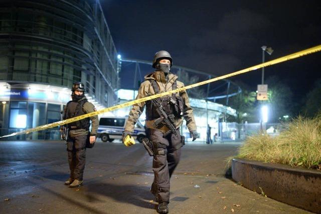 Hintergründe des Terroralarms in Hannover weiter unklar