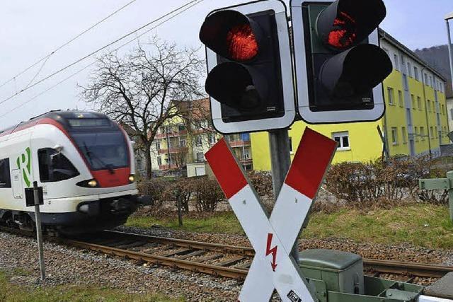 S-Bahn-Halt Schlattholz: Warten hat ein Ende
