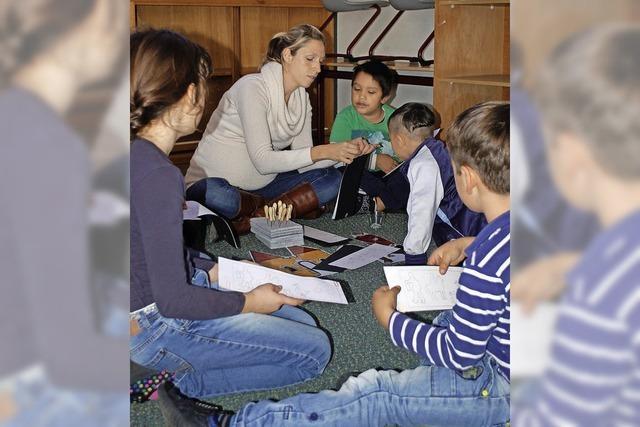 Integration beginnt in der Schule