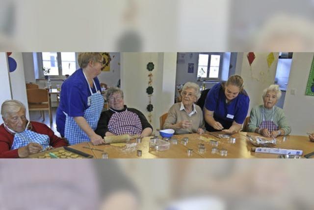 Auszeit vom Pflegealltag