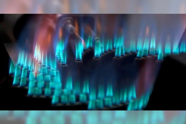 Gas wird billiger, Strom bleibt stabil