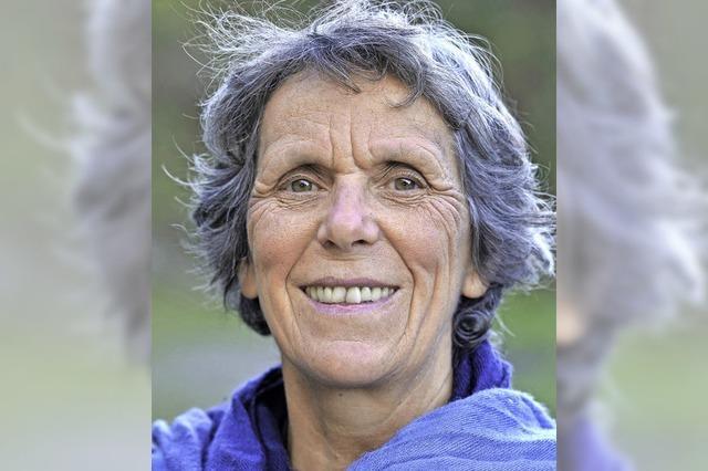 """Gabriele Plappert vom Kunzenhof: """"Eine große Wanderung mit meinen Eseln machen"""""""