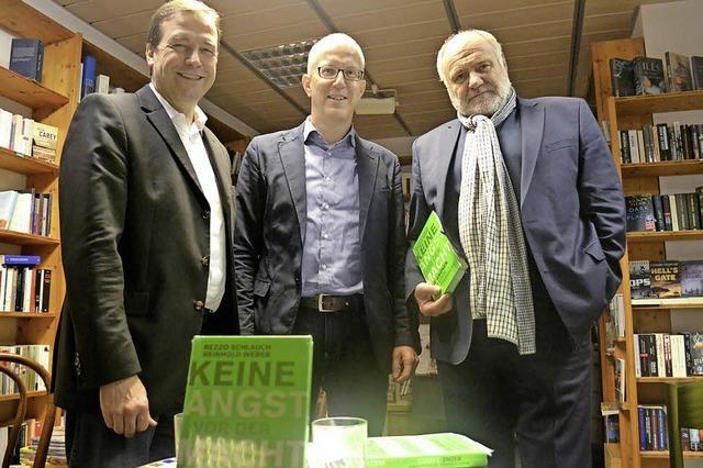 Helmut Schmidt als Geburtshelfer der Grünen