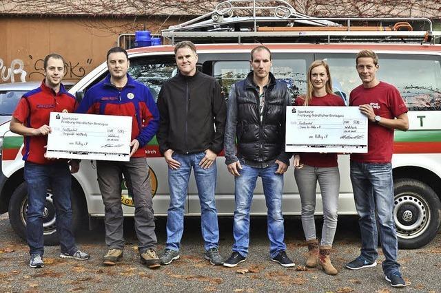 Spenden vom Huttigverein