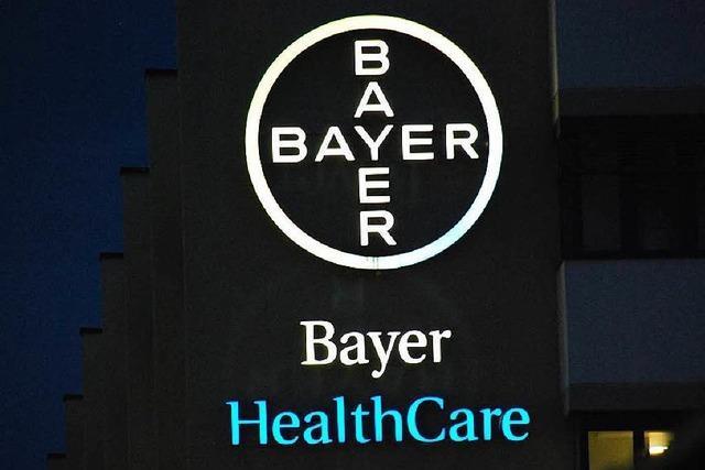 Bayer baut in Grenzach 200 Stellen ab