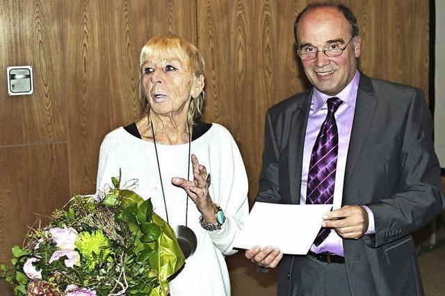 Ellen Brinkmann geehrt