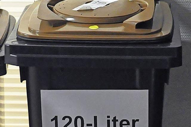 15 054 Biotonnen sind bereits bestellt