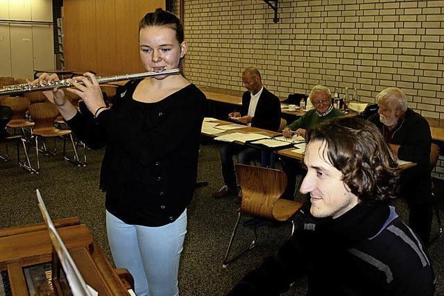 Musiker zeigten ihr Können