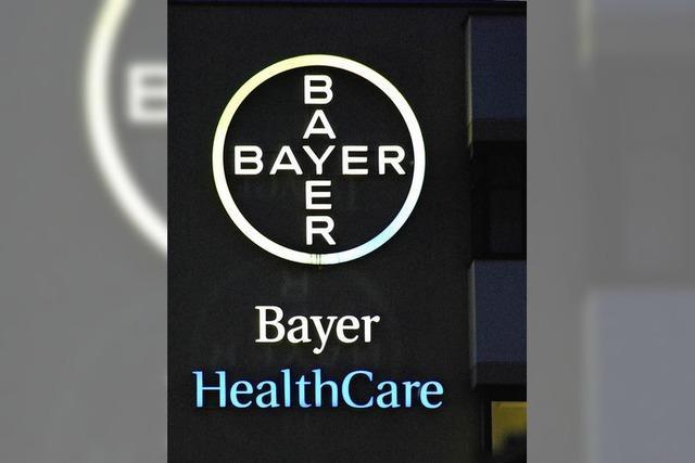 Bayer baut 200 Stellen bis 2018 ab
