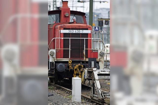 Wie die Bahn dem Verkehrsminister die Feierlaune verdirbt