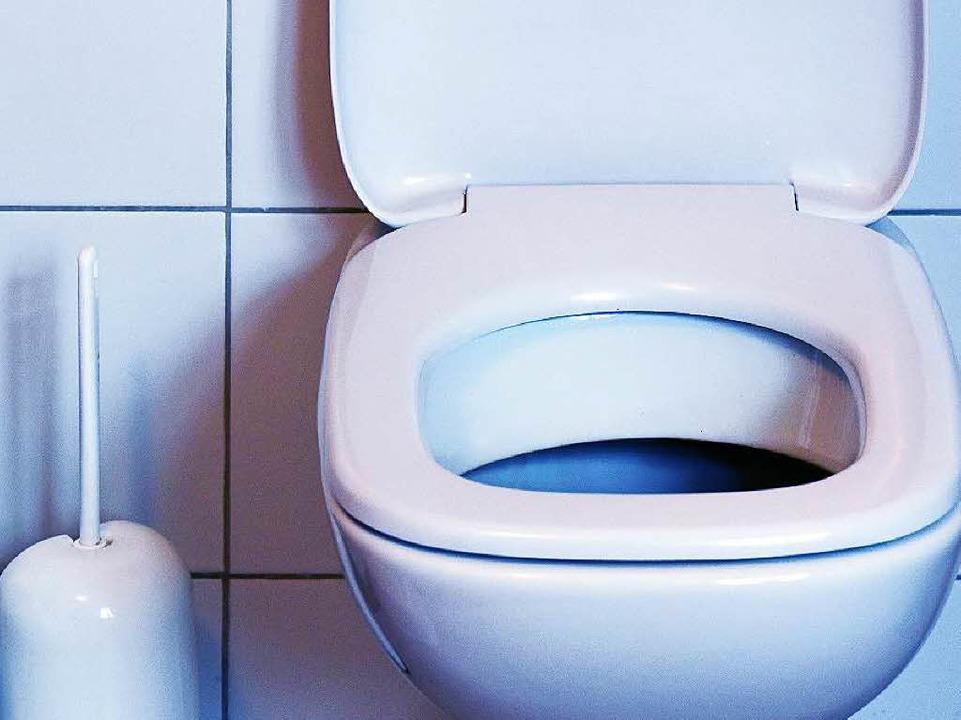 Am 19. November wird der Welttoiletten...sreichenden sanitären Anlagen verfügt.  | Foto: dpa