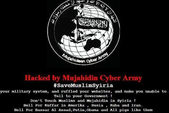 Mutmaßliche Islamisten hacken Weihnachtsmarkt-Seite
