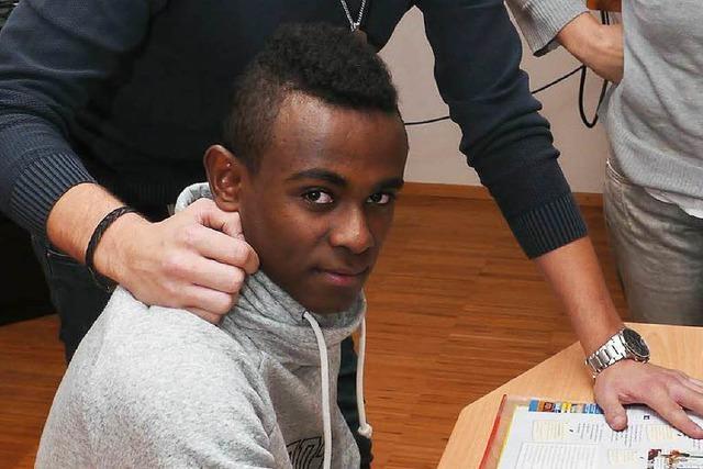 14-Jähriger aus Äthiopien findet neue Eltern in der Ortenau