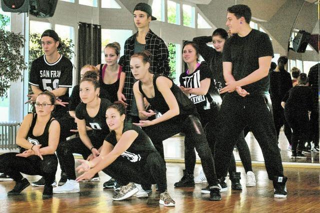 Europameisterschaft der jungen Tänzer