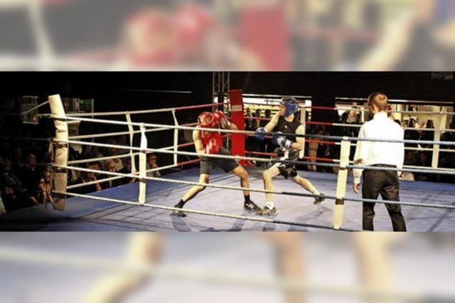 Box-Gala in Waltershofen