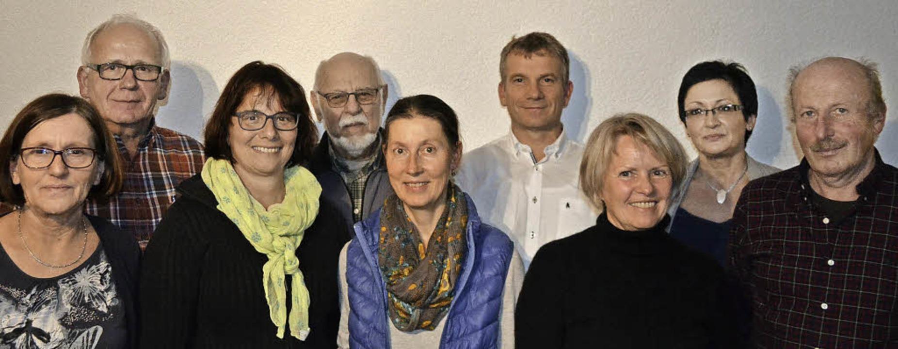 Das soziales Netz Rötenbach, hier das ... Flüchtlinge in der Gemeinde kümmern.   | Foto: Liane Schilling