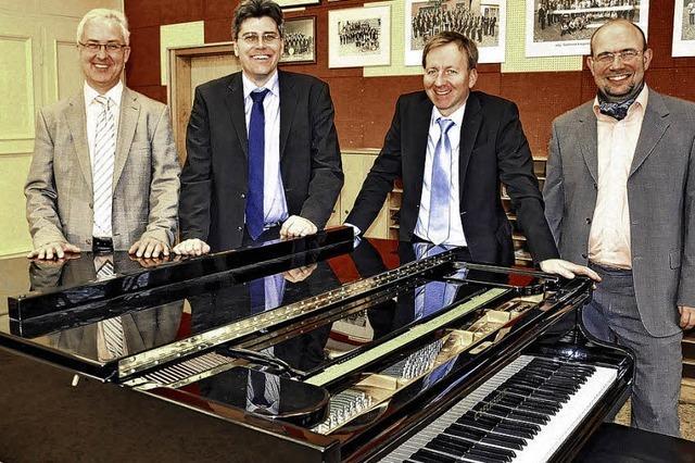 Frank übernimmt Musikschule-Vorsitz