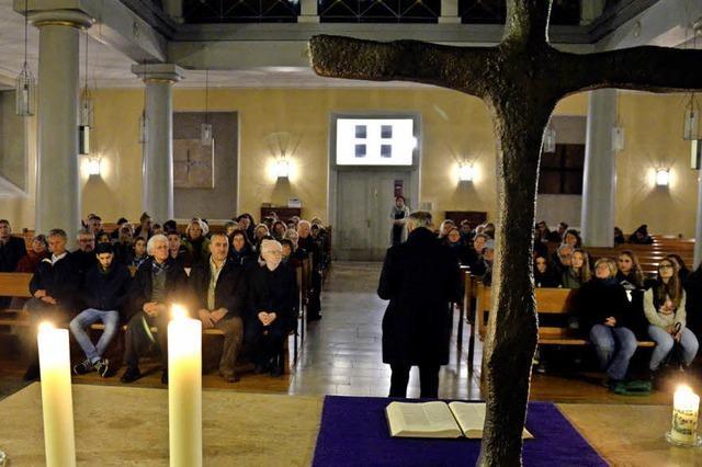 Religionen in Lörrach für den Frieden