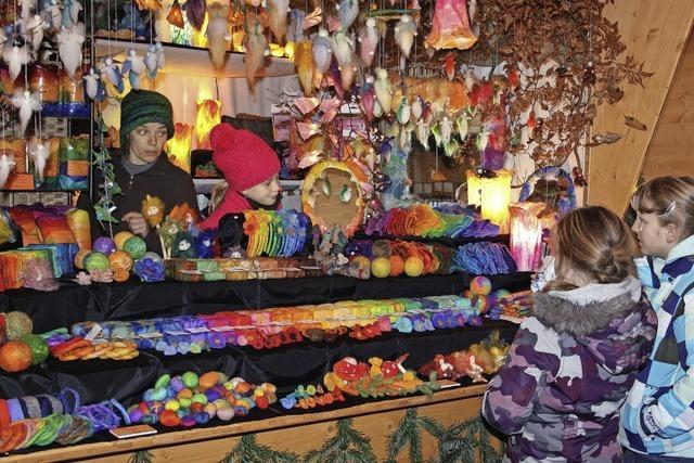 Weihnachtsmarkt im Alten Kurpark