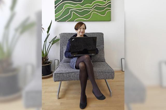 Die Freiburger Psychologin Dietrich hat erstmals eine ihrer Kurzgeschichten veröffentlicht