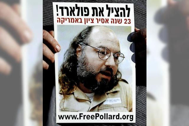Der Spion, der doch nur Israel helfen wollte