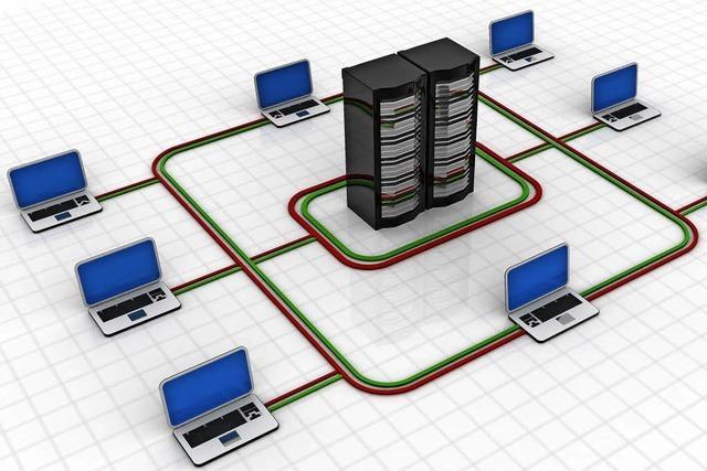 In der Datenflut