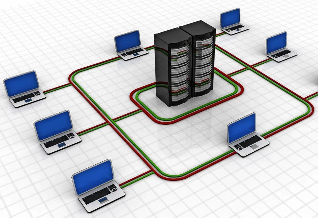 Die weltweite Vernetzung ist die Vorau...für die Gewinnung großer Datenmengen.     Foto: ColOURBOX