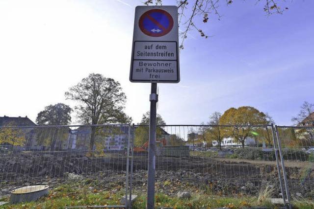 Im Freiburger Klinik-Viertel gibt's Anwohnerparken auch ohne Anwohner
