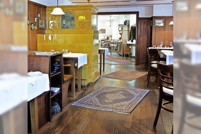 Das Landhotel und Restaurant Rebstock in Obereggenen schließt