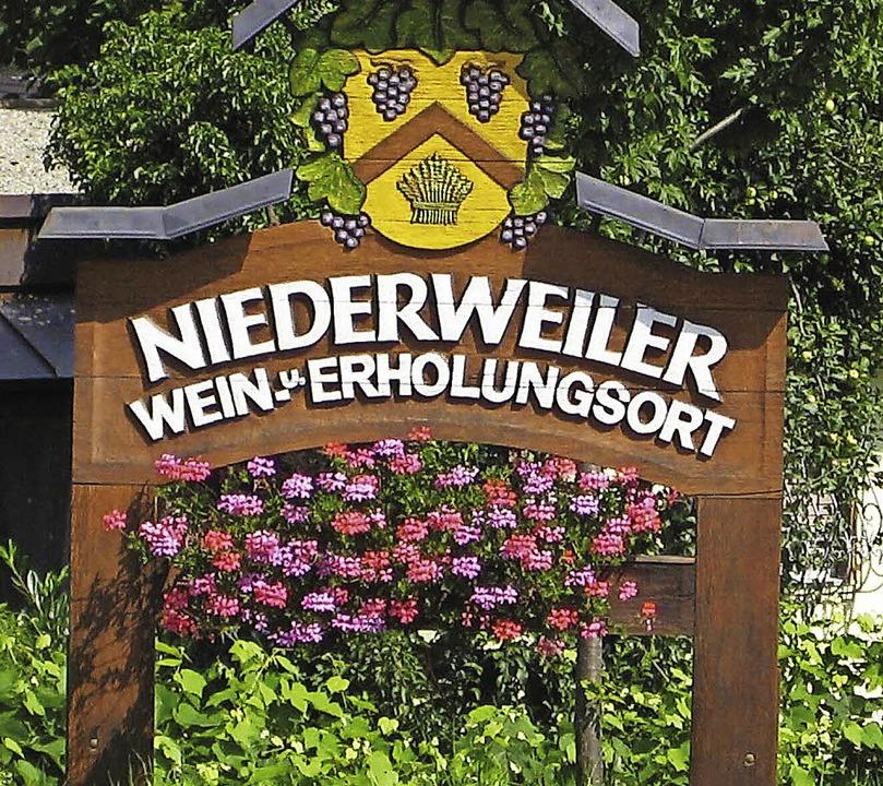 Die Dorfverschönerung – auch mit...denen sich der Verkehrsverein widmet.   | Foto: Volker Münch