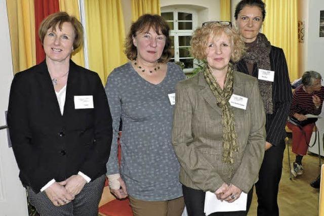Wo Angehörige von Demenzkranken in Waldkirch Hilfe erhalten können