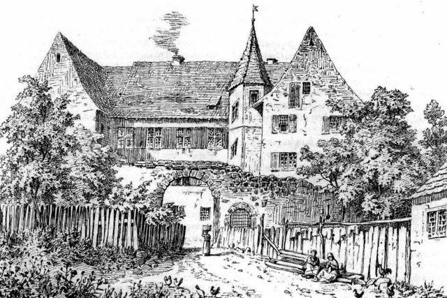 Vom Dinghof zum Rathaus