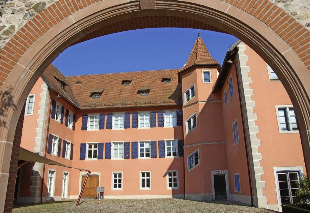 Die Talvogtei heute – Sitz der Gemeindeverwaltung.   | Foto: Markus Donner