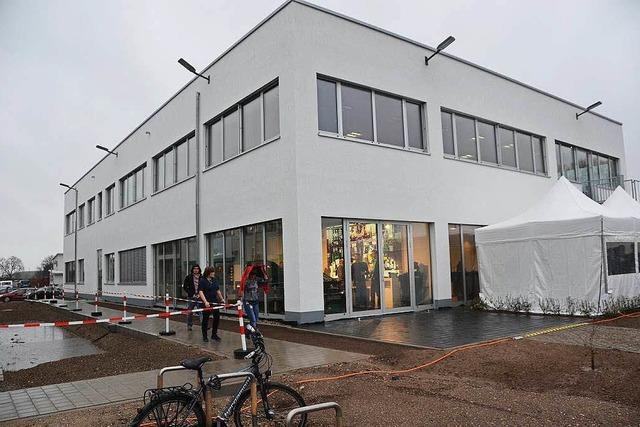 Hella Gutmann Solutions weiht neues Bürogebäude ein