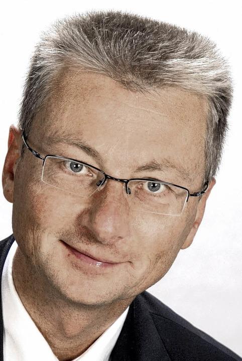 Voba-Chef Werner Thomann  | Foto: Juliane Schlichter