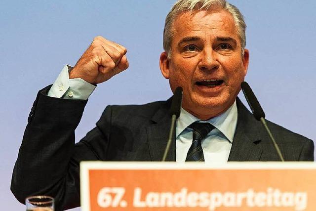 Landes-CDU übt sich in Geschlossenheit