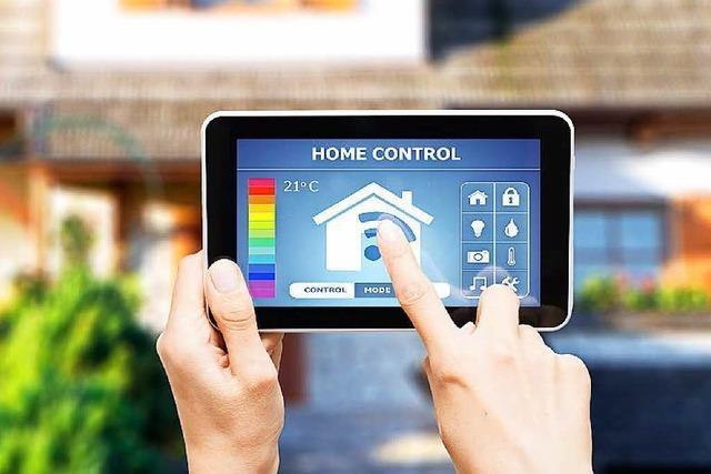 Fernsteuerung im Haus: intelligent, aber verletzlich